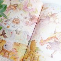 """""""Das große Buch der kleinen Hexe"""" von Lieve Baeten"""