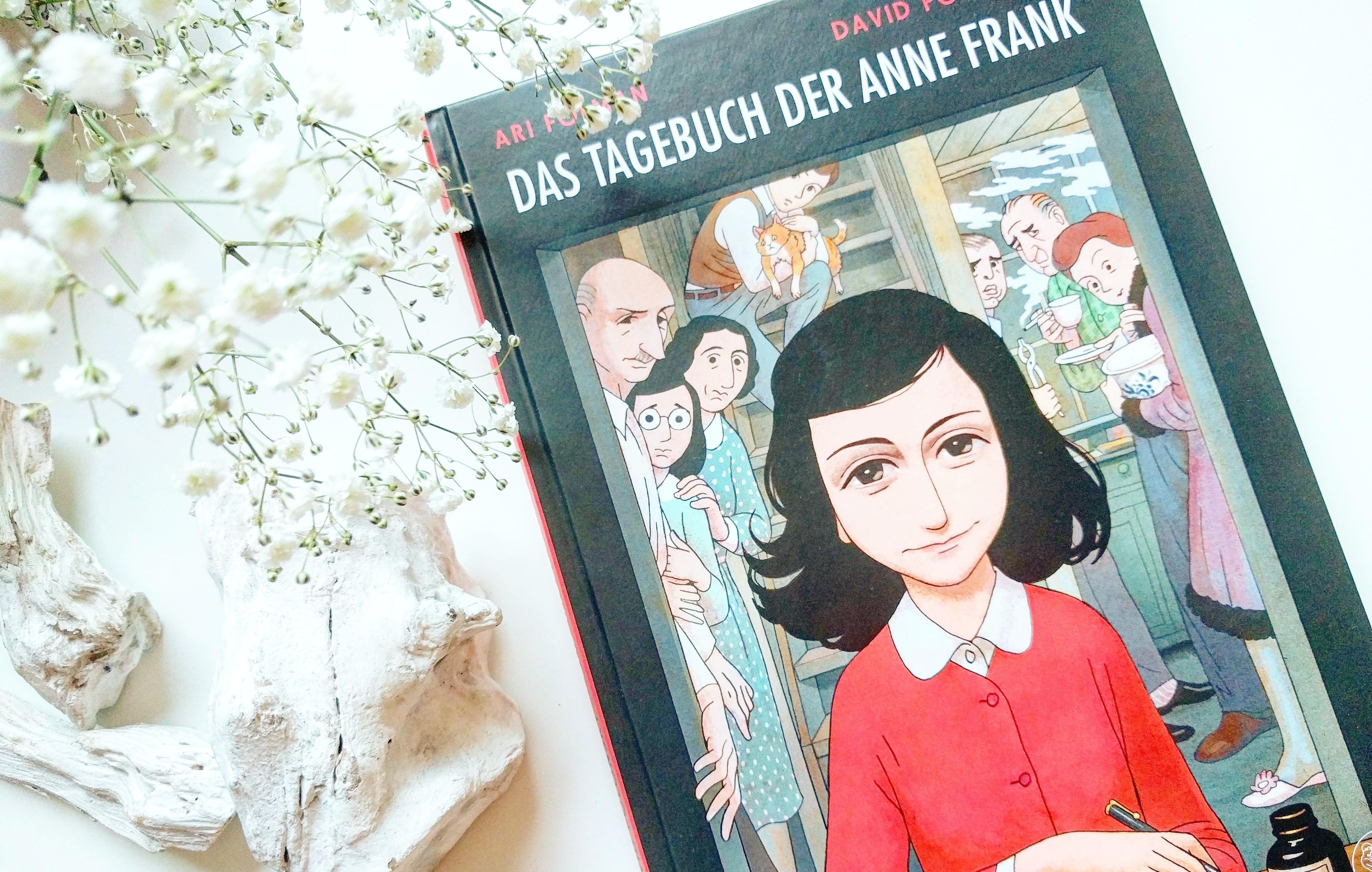 Das Tagebuch Der Anne Frank Von Ari Folman David Polonsky Pan