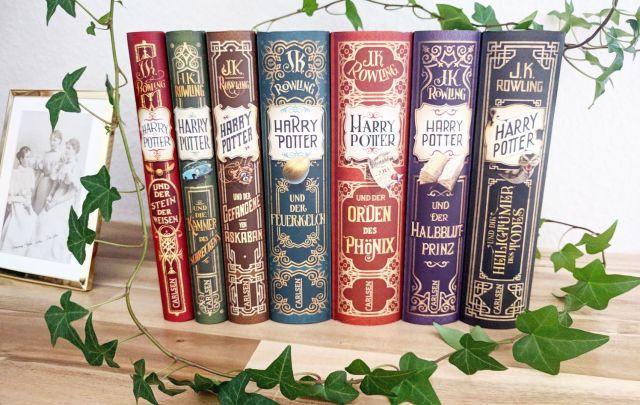 Der Mann Der Harry Potter Nach Deutschland Brachte 20 Years Of Magic Pan Tau Books